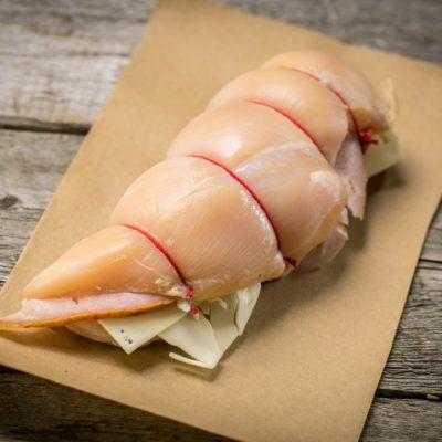 Filet de poitrine de poulet jambon fromage - Nordest